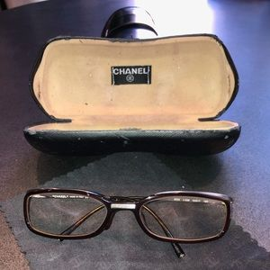 Authentic Vintage Chanel Eyeglasses